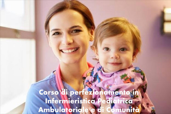 corso infermieristica pediatrica ambulatoriale